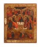 Икона церков стоковые изображения