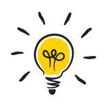 Икона шарика Стоковая Фотография