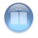 икона aqua Стоковое Изображение RF