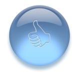 икона aqua Стоковые Фото