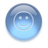 икона aqua Стоковое фото RF