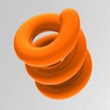 икона helix цвета Иллюстрация вектора