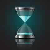 икона hourglass Стоковая Фотография RF