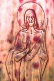 икона jesus стоковое изображение