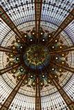 Купол Galeries Лафайета Стоковые Фотографии RF