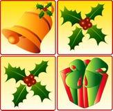иконы рождества Стоковое Фото