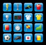 Иконы спортивного соревнования Стоковая Фотография
