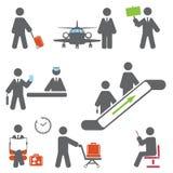 Иконы стержня воздуха Стоковое Изображение RF
