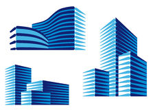 иконы урбанские Стоковые Фотографии RF