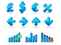 иконы установили статистику бесплатная иллюстрация
