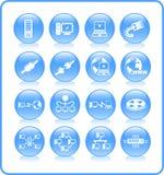 иконы Стоковое фото RF