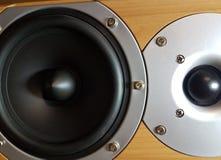 дикторы стоковое изображение rf