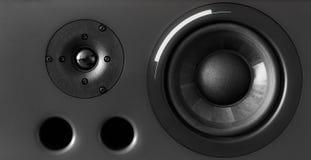 диктор рамки полный Стоковое фото RF