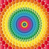 иллюзион оптический Стоковые Фотографии RF