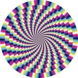 иллюзион оптически Стоковое Изображение