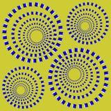 иллюзион оптически Стоковая Фотография