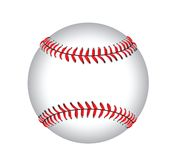иллюстрация бейсбола Стоковая Фотография RF