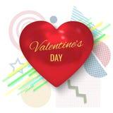 Иллюстрация вектора дня валентинок иллюстрация штока