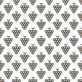 Иллюстрация вектора обоев конспекта виноградины картины геометрическая бесплатная иллюстрация