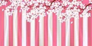 Иллюстрация вишневого цвета иллюстрация штока