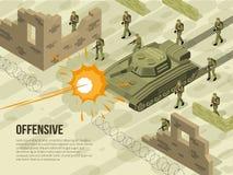 Иллюстрация воинского сражения равновеликая иллюстрация штока
