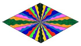 Иллюстрация геля диаманта Стоковое Фото