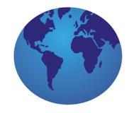 иллюстрация глобуса Стоковое Фото