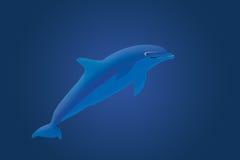 иллюстрация дельфина стоковое изображение rf