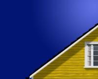 иллюстрация дома Стоковые Изображения RF
