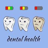 Иллюстрация 3 здоровья положения зубов бесплатная иллюстрация