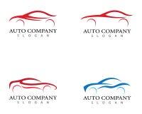 Иллюстрация значка логотипа автомобиля бесплатная иллюстрация