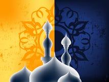 иллюстрация исламская Стоковые Фото