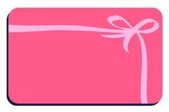 Иллюстрация карточки младенца Стоковые Изображения