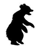 иллюстрация медведя иллюстрация вектора