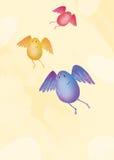 иллюстрация пасхи Стоковые Фото