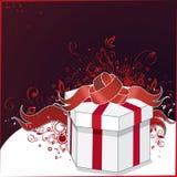 иллюстрация подарка коробки Стоковая Фотография