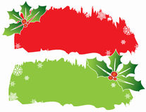 иллюстрация подарка рамки рождества карточки предпосылки Стоковые Фотографии RF