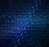 иллюстрация придала квадратную форму Стоковые Фото