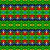 Иллюстрация произведенная компьютером с абстрактным kaleidoscopic patt Стоковые Фотографии RF