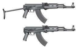 иллюстрация пушки Стоковое Изображение RF
