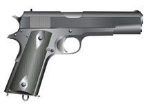 иллюстрация пушки Стоковое фото RF