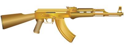 иллюстрация пушки Стоковая Фотография RF