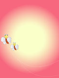 иллюстрация пчелы Стоковая Фотография RF