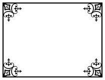 иллюстрация рамки Иллюстрация вектора