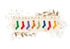 иллюстрация рождества Стоковое Фото