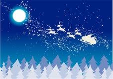 иллюстрация рождества Стоковое Изображение RF