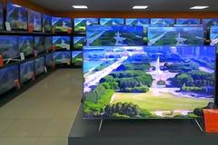 Иллюстрация телевизионной аппаратуры стоковое фото rf