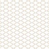 Иллюстрация ткани картины сетки современной абстрактной геометрической текстуры загородки решетки красочная безшовная Стоковые Изображения