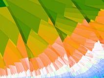 иллюстрация фиесты Стоковое фото RF