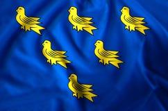 Иллюстрация флага Сассекс бесплатная иллюстрация